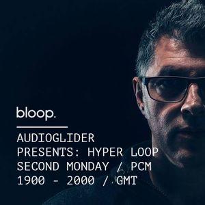 Hyperloop w/ Audioglider  - 13.2.2017