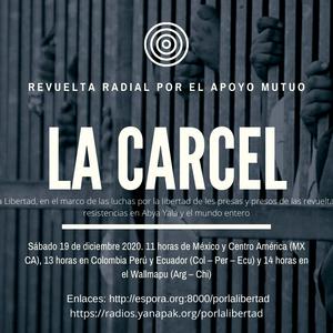 Revuelta Radial Por La Libertad   La Cárcel   Compartición de compañerxs desde Chile
