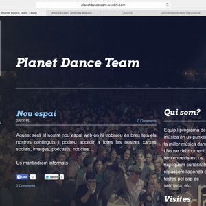 43è Programa Planet Dance Team