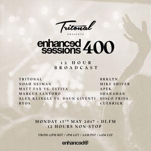 Enhanced Sessions 400 - Hour 10 - Ryos