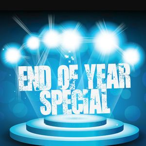 The Big End of Year show