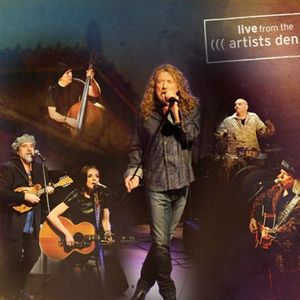 Robert Plant & The Band of Joy en concierto