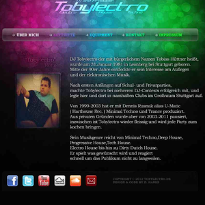 """www.hgm.st Radioshow 10.10.2013 """"Drehmoment with Tobylectro"""""""