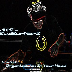 AK47 (BudBurnerZ) - Organic Bullet In Your Head [Chase Mix 10]