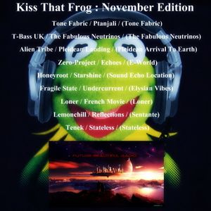DJ KISS THAT FROG SHOW 8
