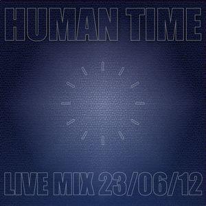 Human Time 23/06/12