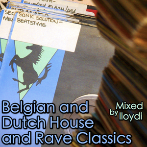 Belgian and Dutch 90s House and rave classics