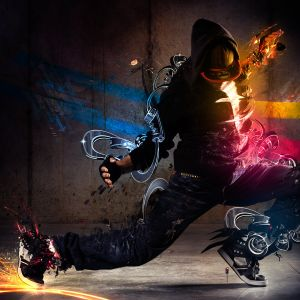 Xenomorphe aka DJ BELUY - BreakDance Today VOL.1