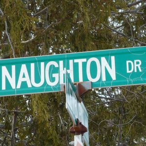 The County Line - The Naugton Session