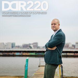 Dirty Disco Radio 220 - With Kono Vidovic