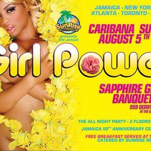 Girl Power 2k12 Promo CD