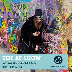 The AF Show 3rd December 2017