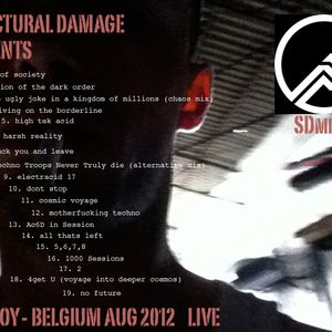 Hellboy - Belgium Aug 2012