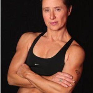 Fitnevision - Seg 3 The Power Of The Pyramid! with Sandi Berger