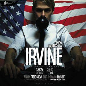 Otnicka— Irvine Radio Show #102 (10.01.2017) @ Deep ONE Radio (102)