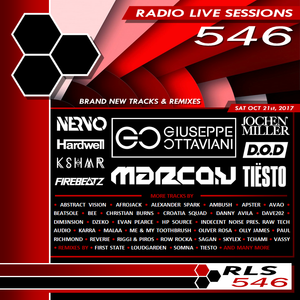 Radio Live Sessions 546 (21/Oct/2017)