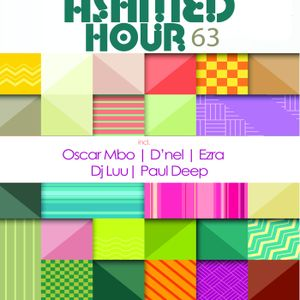 Ashmed Hour 63 // Local Mix By Oscar Mbo