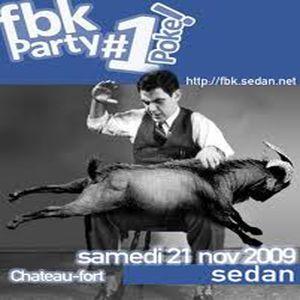 B1zen @ FB Party CHATEAU FORT SEDAN 12-2009