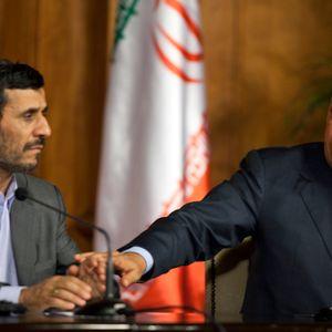 Thomas Becker: Iran - Keine Revolution ohne Intervention. 15.6.2011, Mainz