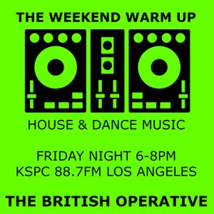 The Weekend Warmup - Oct 6 - 88.7FM Los Angeles - Alex James