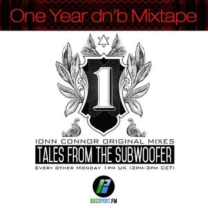 Tales From The Subwoofer - Ep#18: 1 Year on Bassport Fm