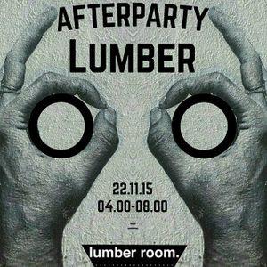 LIVE REG. @ LUMBER ROOM (AFTERHOUR)