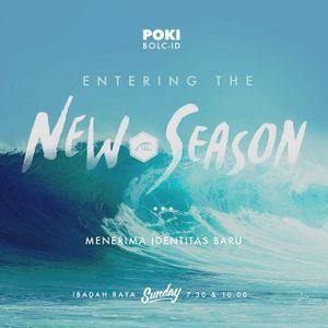 (5/31) Menerima Identitas Baru - Entering the New Season Sermon Series