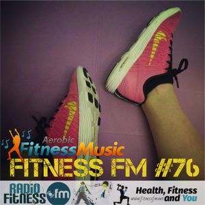 FITNESS FM #76 - Cardio-Run-Aerobic (март 2017)