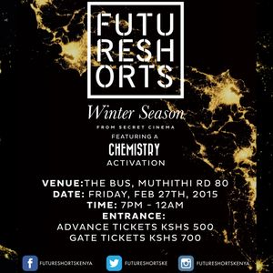 Future Shorts Kenya  Winter Festival 2015 Promo Mix