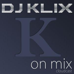 DJ Klix on mix cloudcast - #4