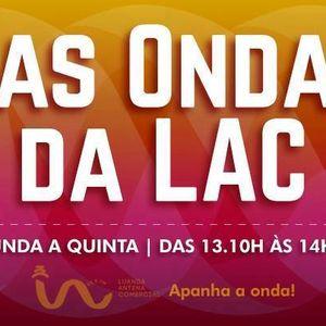 21/12/12. PROGRAMA NAS ONDAS DA LAC