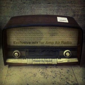 eclm#013: Exclusive mix for Amp Air Radio