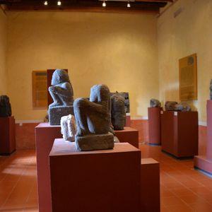 Museo de Escultura Mexica Dr. Eusebio Dávalos Hurtado