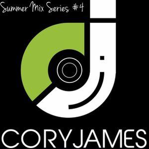 DJ Cory James - Summer Mix Series #4