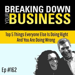 Top 5 Things Everyone Else Is Doing Right And You Are Doing Wrong w/ Cody Lister