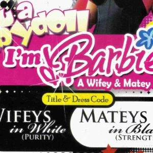 DJ Howie's [Archived Set] Club Heavens' I'm a Barbie, Ur a Babydoll BlacknWhite Affair 05.09.09
