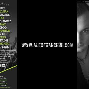 Alex Franchini dj Set Ozone 28-03-2015