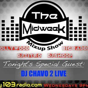 Midweek Mixup Show 01-25-2017