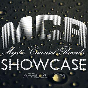 Sebastián Schetter - Mystic Carousel Records Showcase @ Pulsehouseradio.com - Apr 25, 2014