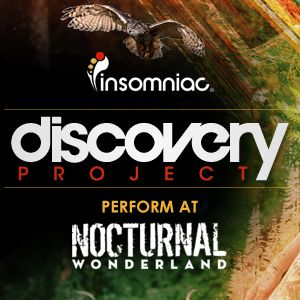 Insomniac Discovery Project: Nocturnal Wonderland - Wolfbrain Mix