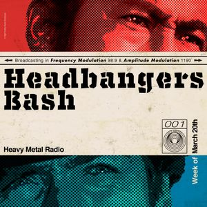 Headbangers Bash March 22nd