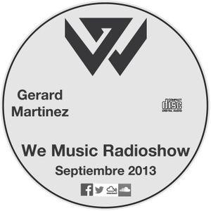 Mix Show Septiembre 2013
