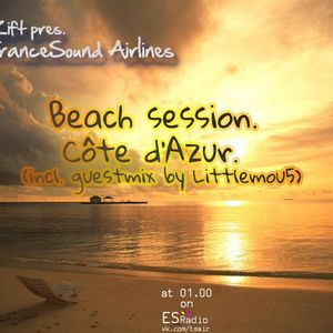 LittleMou5 - Guest Mix @ TranceSound Airlines with Zift