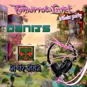 Tomorrowland Tribute Party @ Jardín del Temple