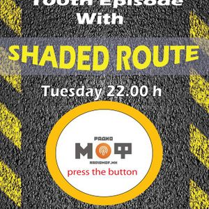 Shaded Route @ Radio MOF (Clubbers Gone Wild 100th Episode)
