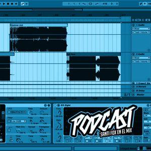 PODCAST #9 DUBSTEP@BASSTA!!!RadioShow Santi Fox en el MIX