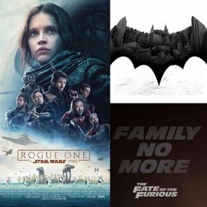BGM Ep43: Rogue One and the Batman!