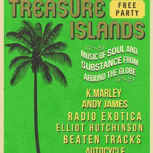 Treasure Islands May 2017 - Part 2