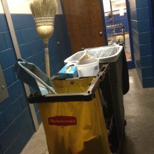 Janitor J's School On Saturday Mix.