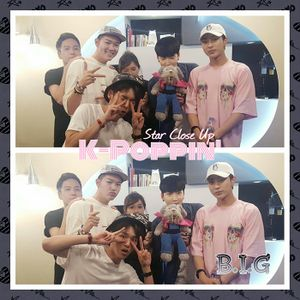 23-05-2016 K-Poppin' [Star Close Up] with B.I.G (비아이지)